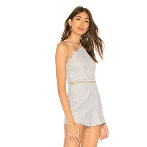 by the way. liv lace romper